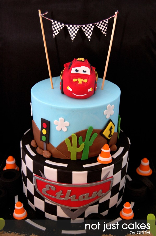 car themed cake cars themed cake for ethan cakecentral 2446