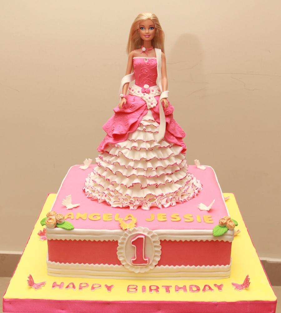 Barbie Doll Cakecentral Com