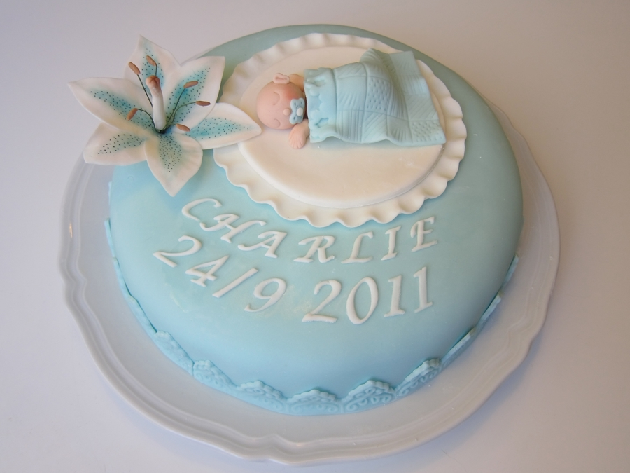 Baby on Cake Central
