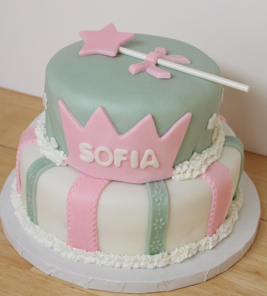 Princess Birthday Cake Images 2018 : Princess Birthday Cake - CakeCentral.com