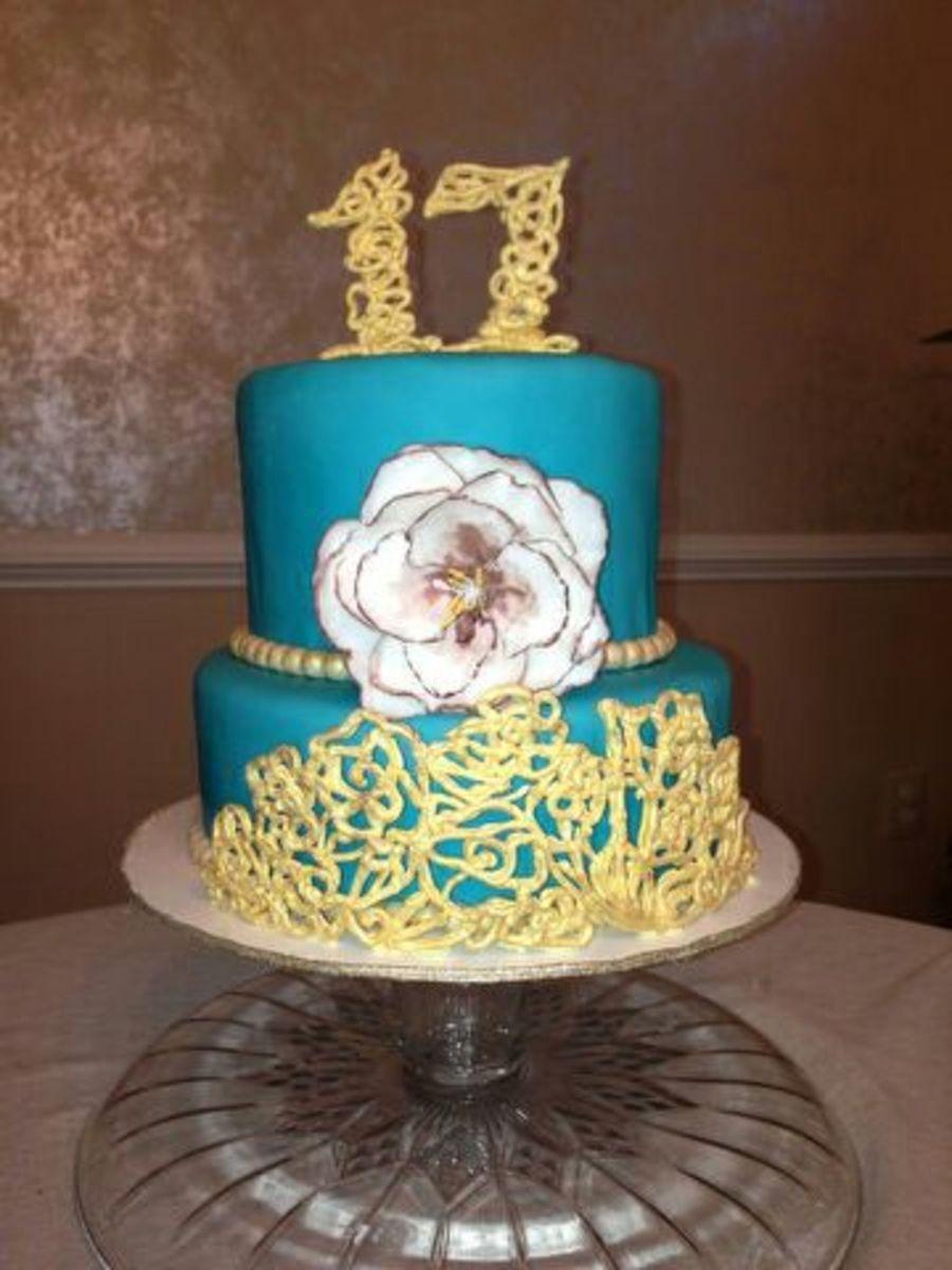 Birthday Cake Maia