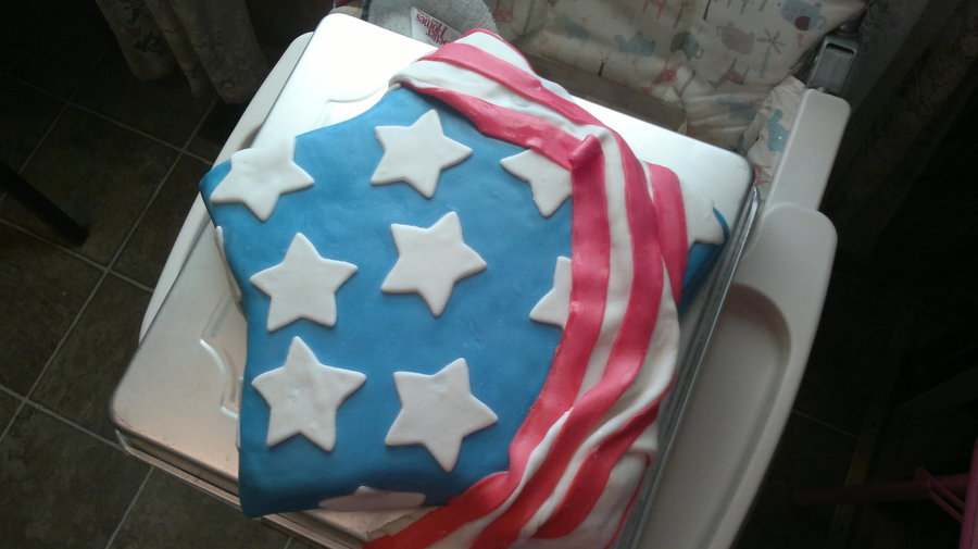 4Th Of July Cake on Cake Central