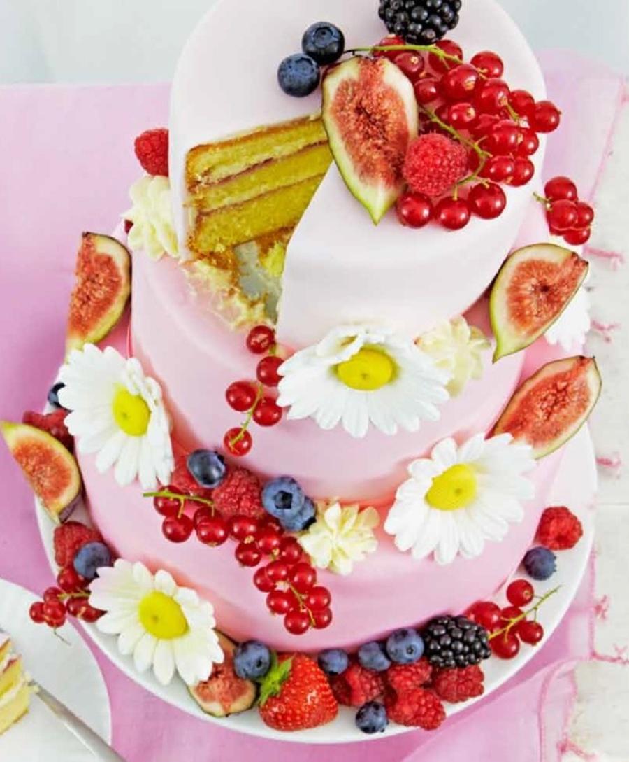 Birthdaycake For A Dutch Magazine Called Margriet Cakecentral