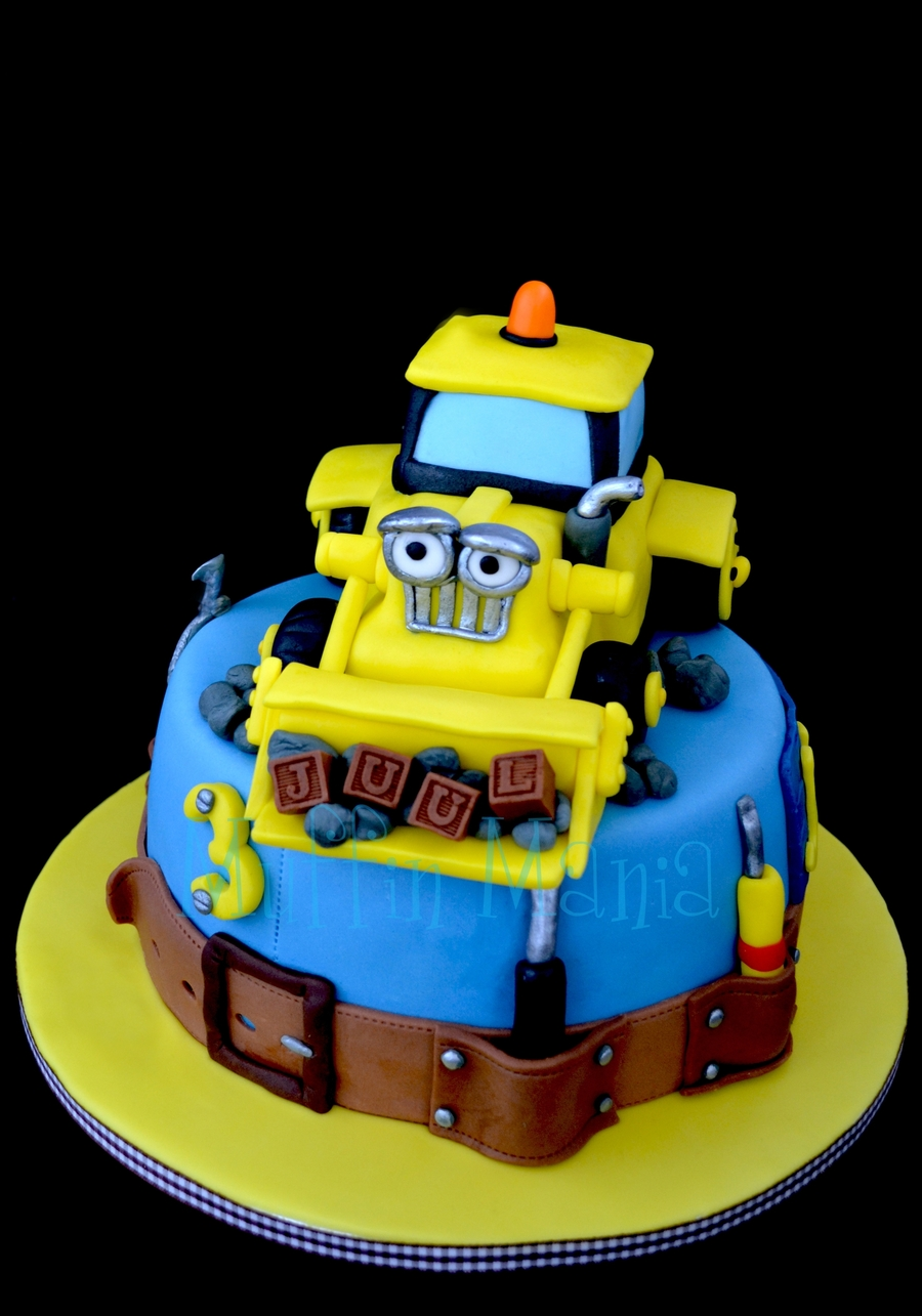 Scoop Bob The Builder Cakecentral Com