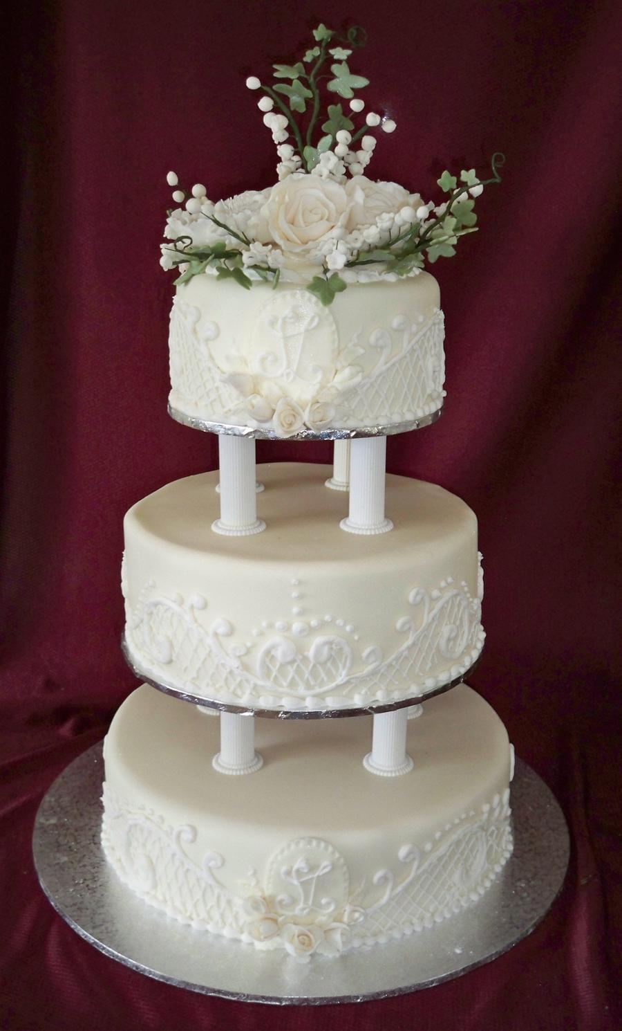 Cake Lace Icing