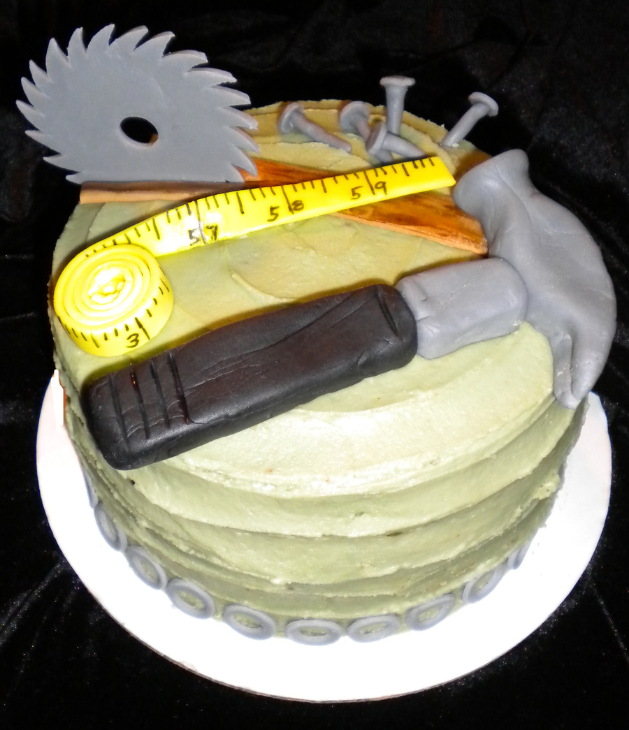 Tools Birthdaycake Cakecentral