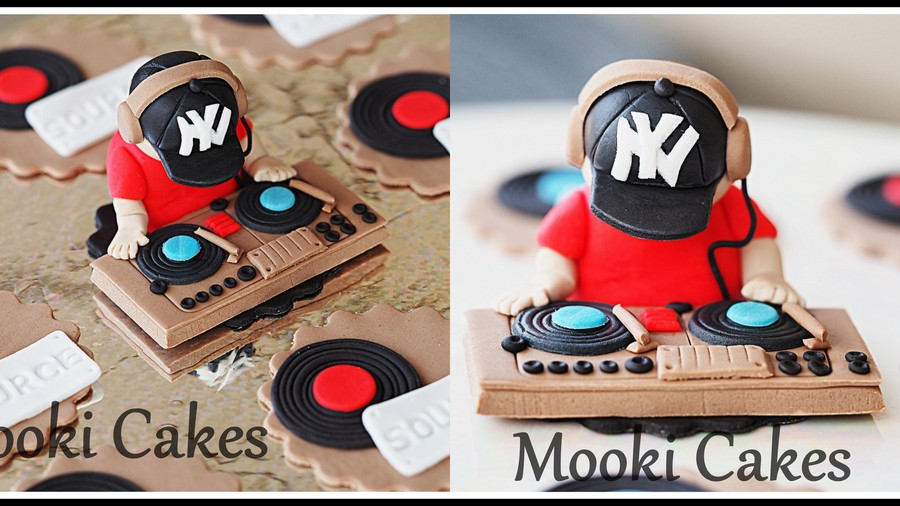 Dj Cupcake Toppers Cakecentral Com