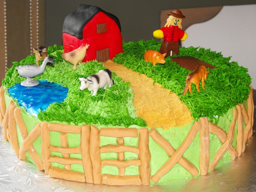 Farmland  on Cake Central