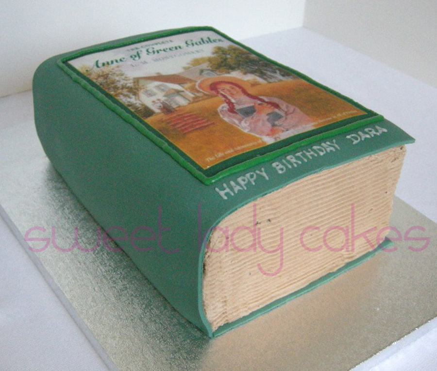 Anne Of Green Gables on Cake Central