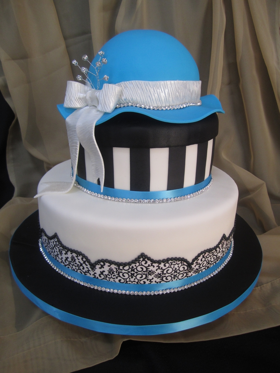 Hat Cake From Sweet Discoveries - CakeCentral.com