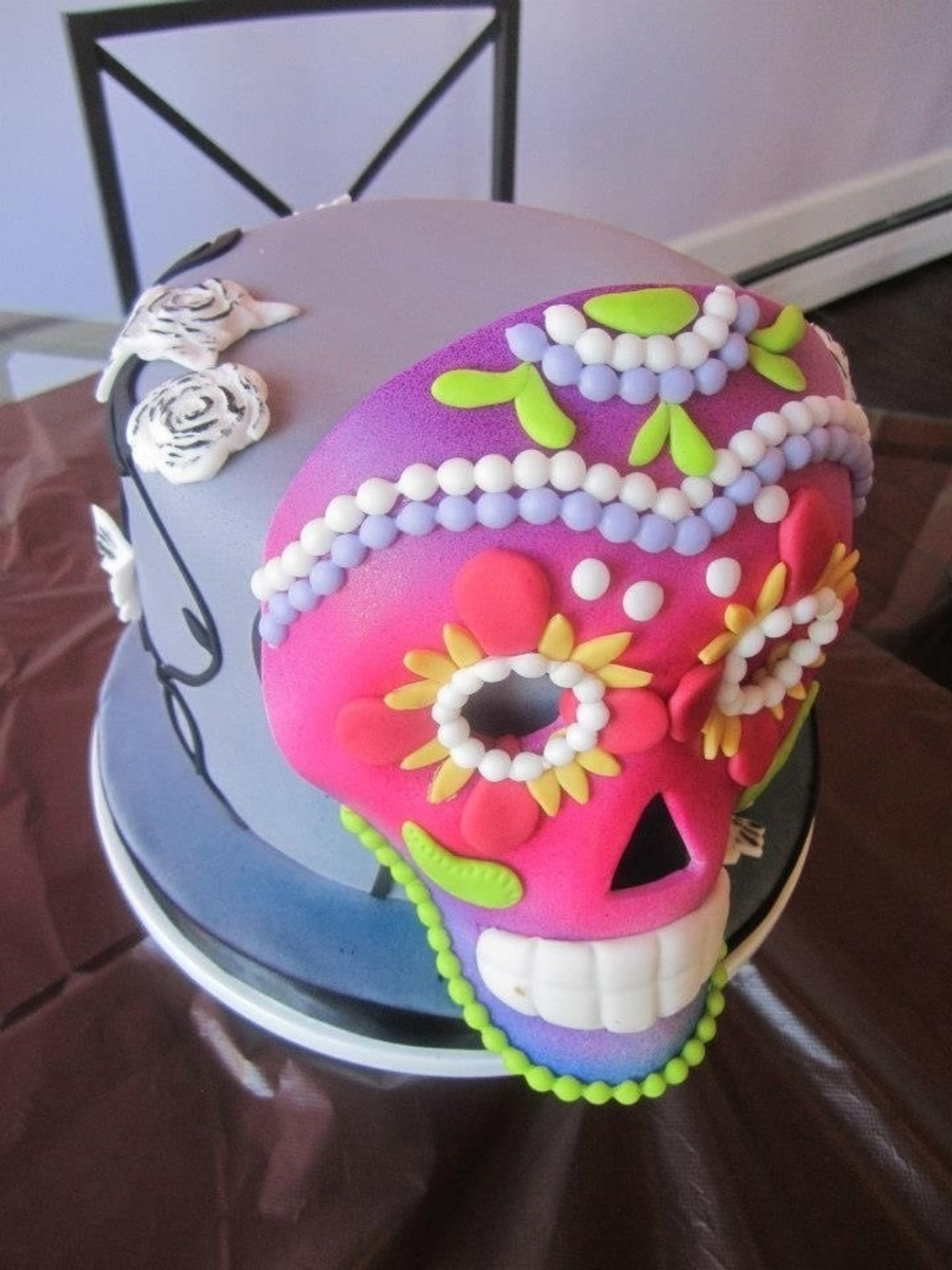 The Mask on Cake Central