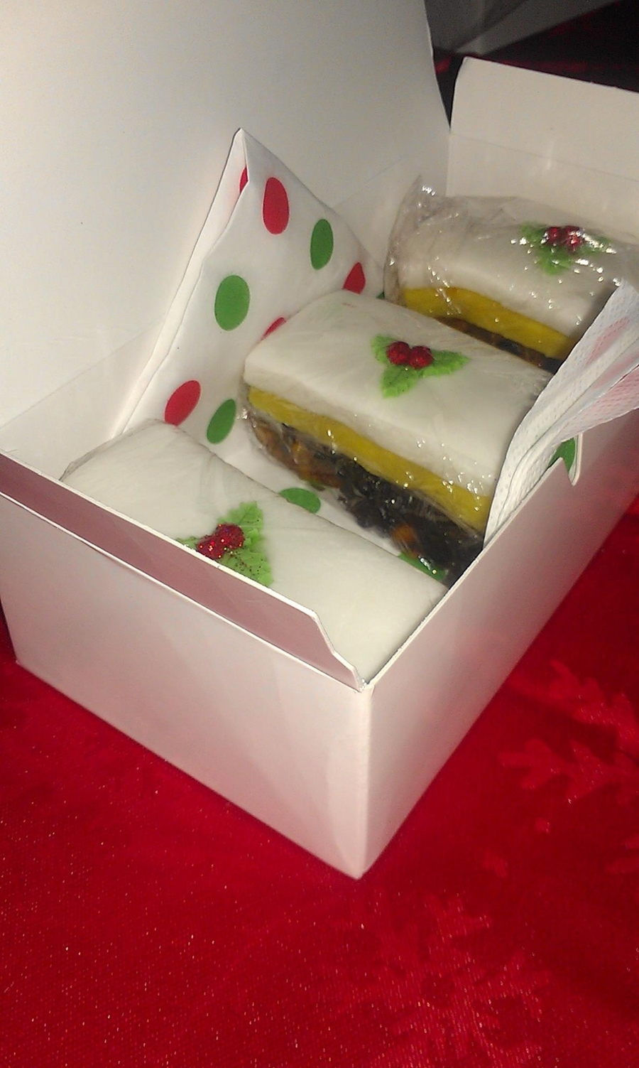 Slice Of Christmas on Cake Central