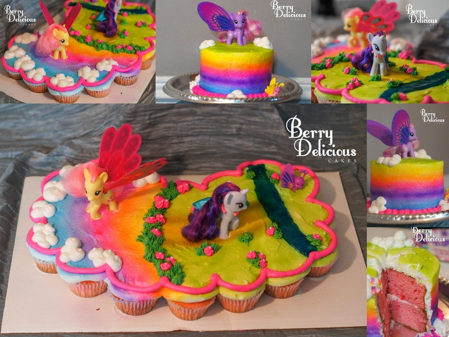 My Little Pony on Cake Central