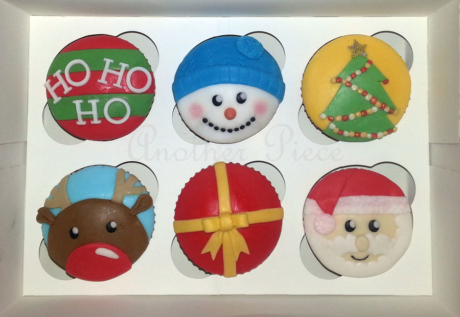 Christmas Characters on Cake Central
