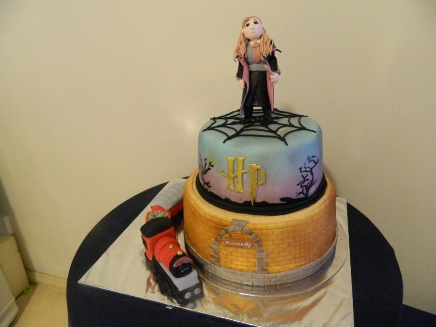 Harry Potter, Hermoine on Cake Central