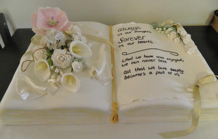 In Loving Memory Cakecentral Com