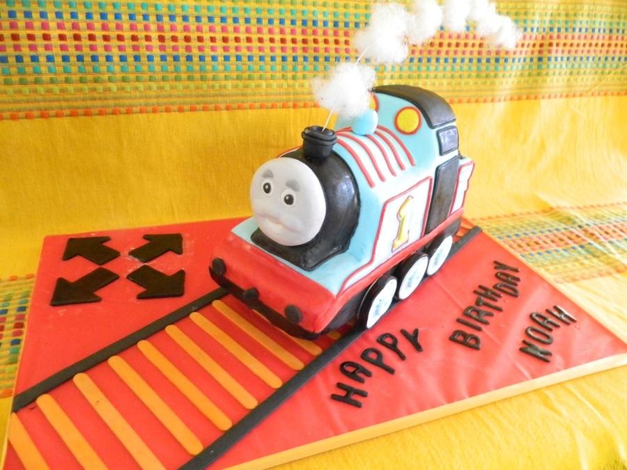 Thomas The Tank Engine on Cake Central