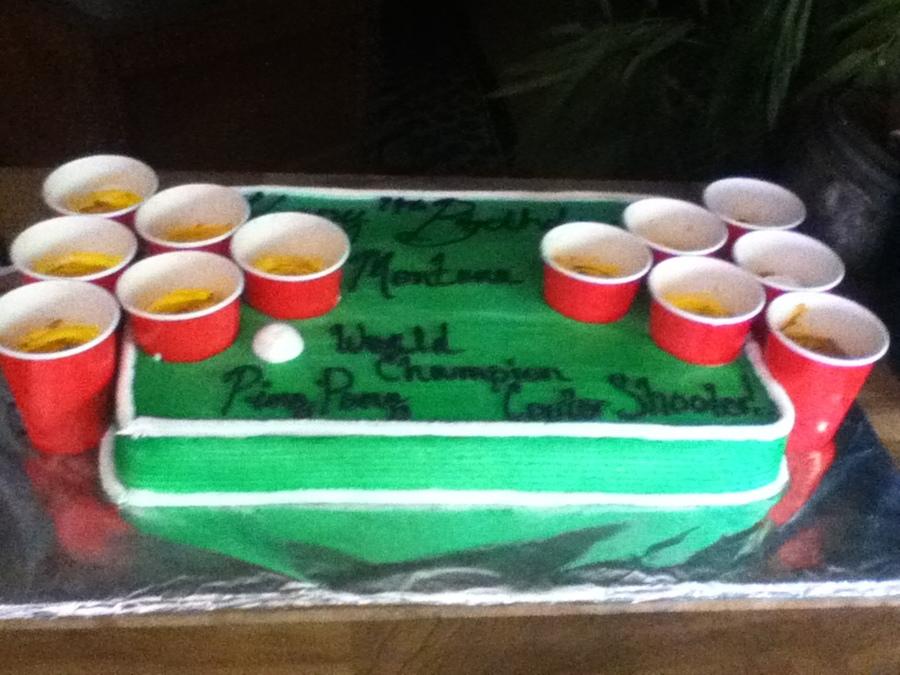 Die besten 25 Beer pong cake Ideen auf Pinterest  21