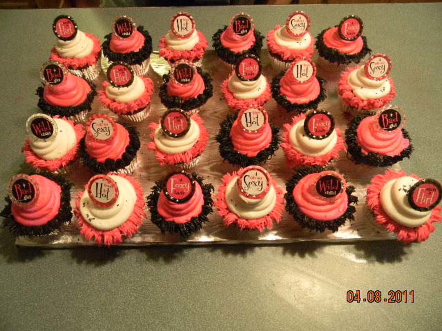 Diva Cupcakes on Cake Central