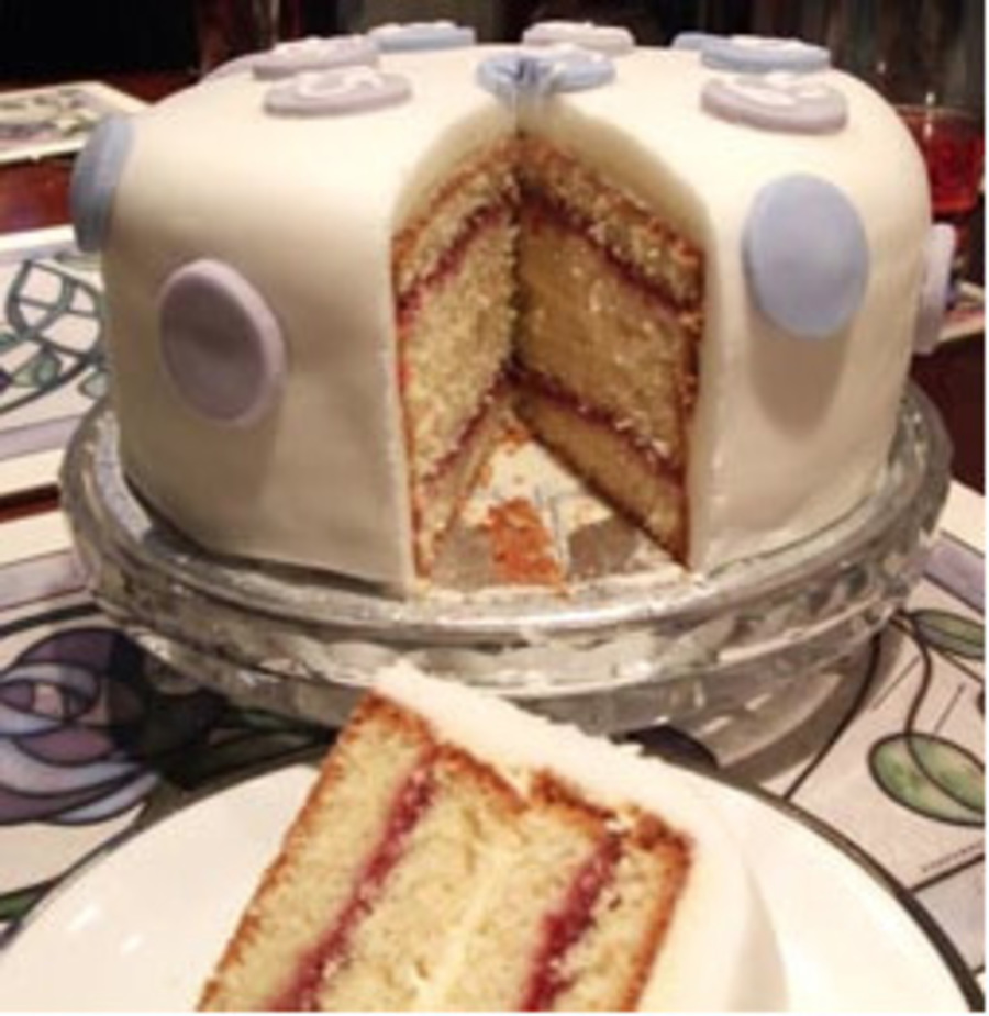 Dad's 65Th Birthday Cake on Cake Central