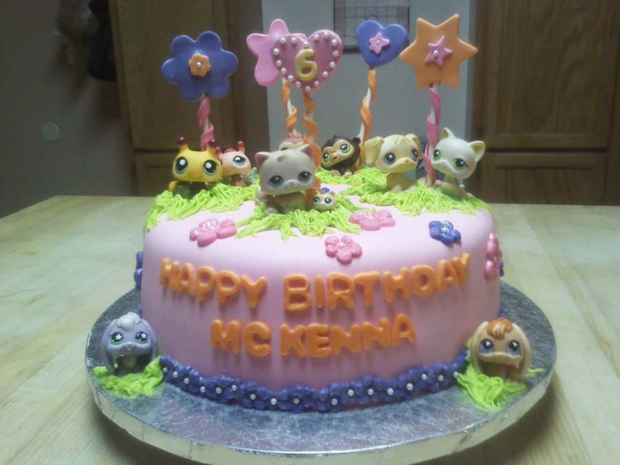 Littlest Pet Shop Cakecentral