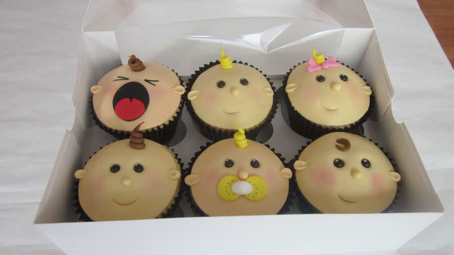 Baby Cupcakes For Baby Shower on Cake Central