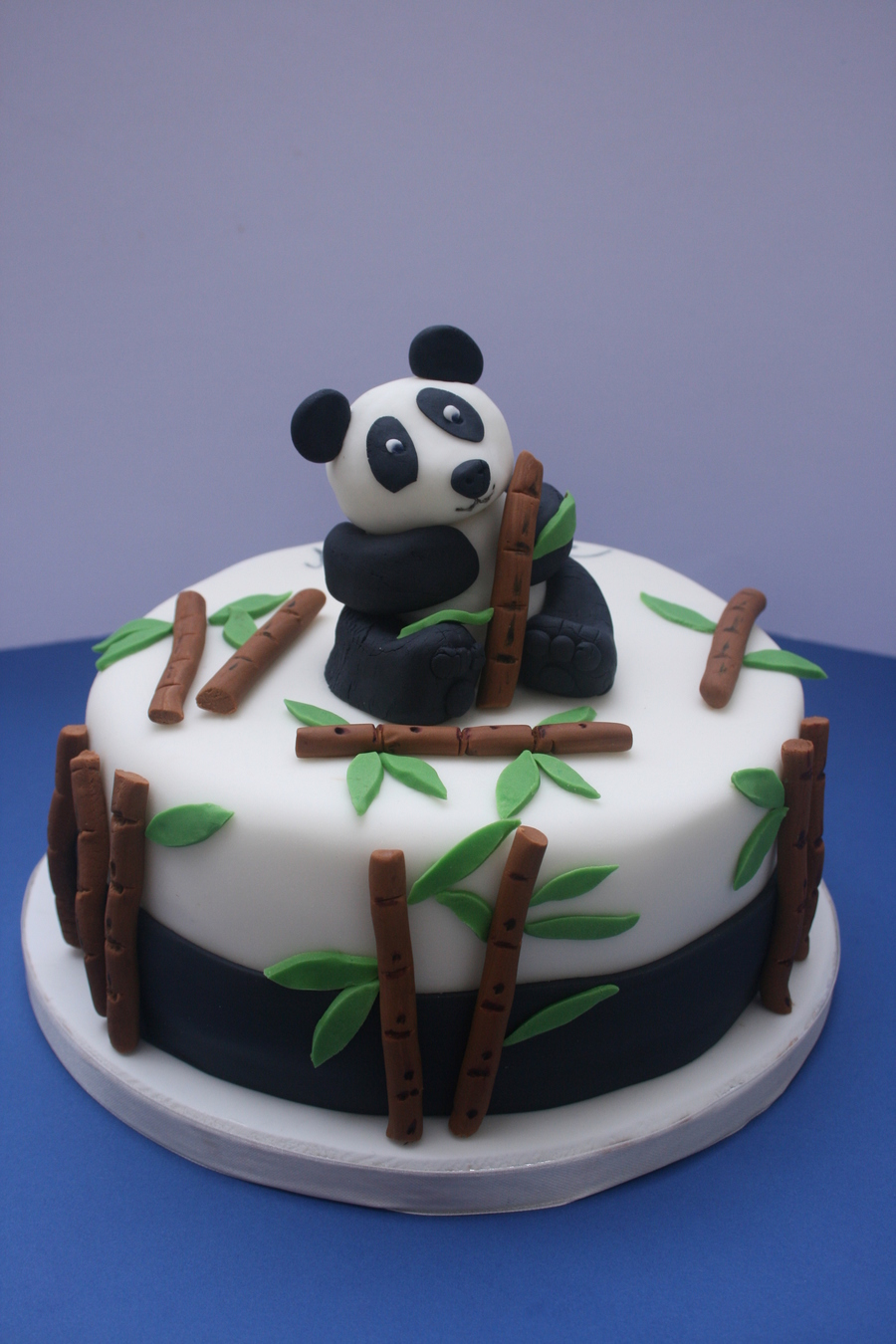 Panda Cake Cakecentral Com