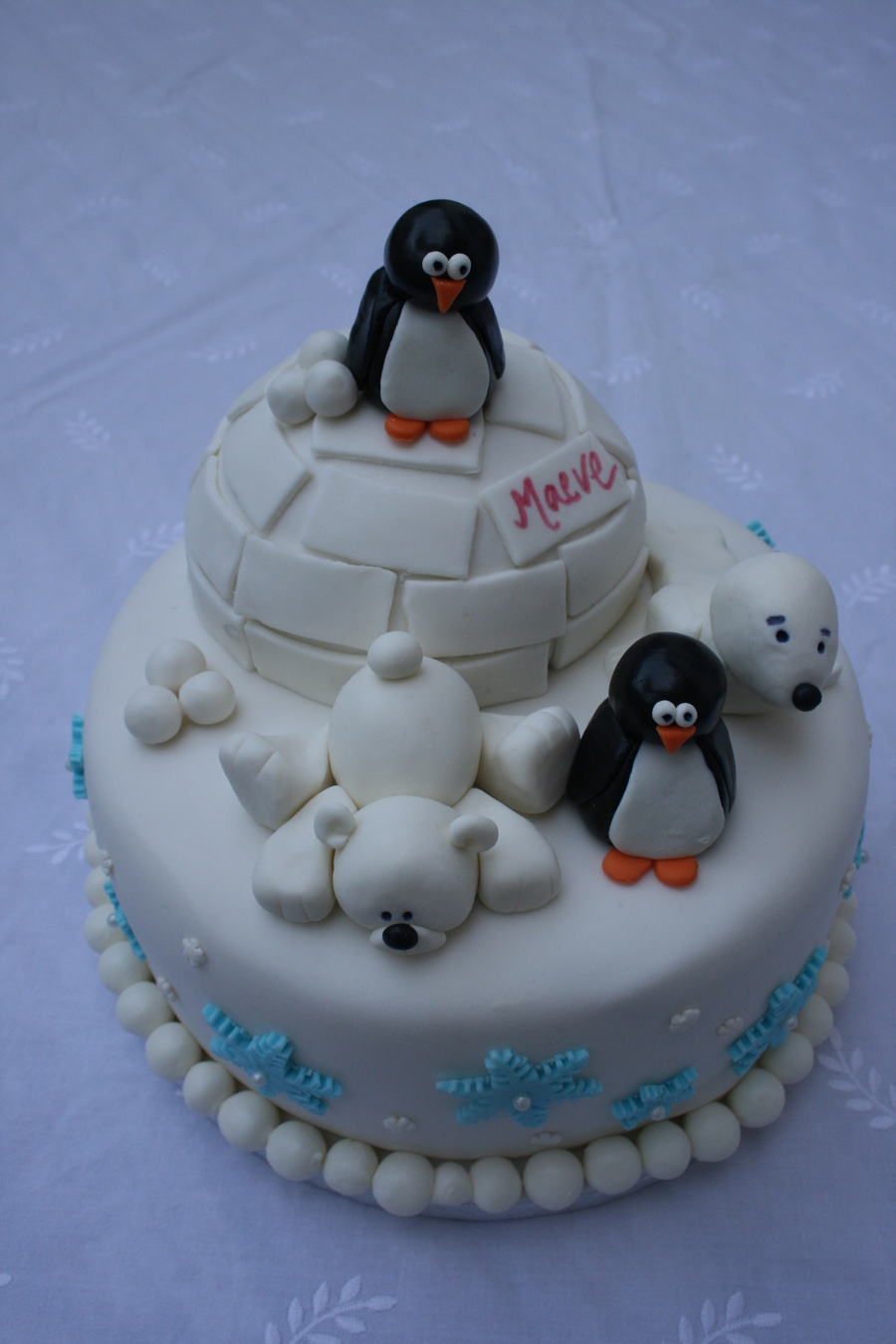 Winter Wonderland Cakecentral Com