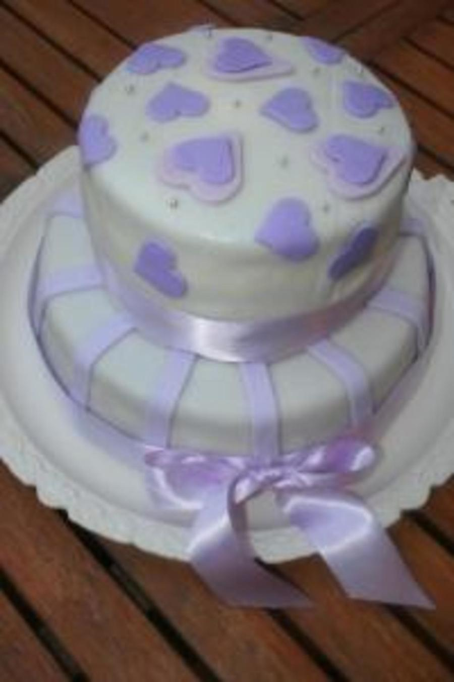 Lilac Delight on Cake Central