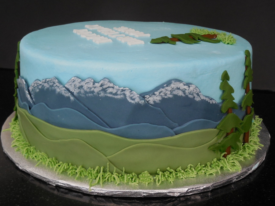Novelty Wedding Cakes Lake District