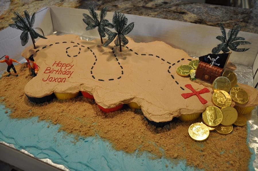 Cupcake Treasure Map Cakecentral Com