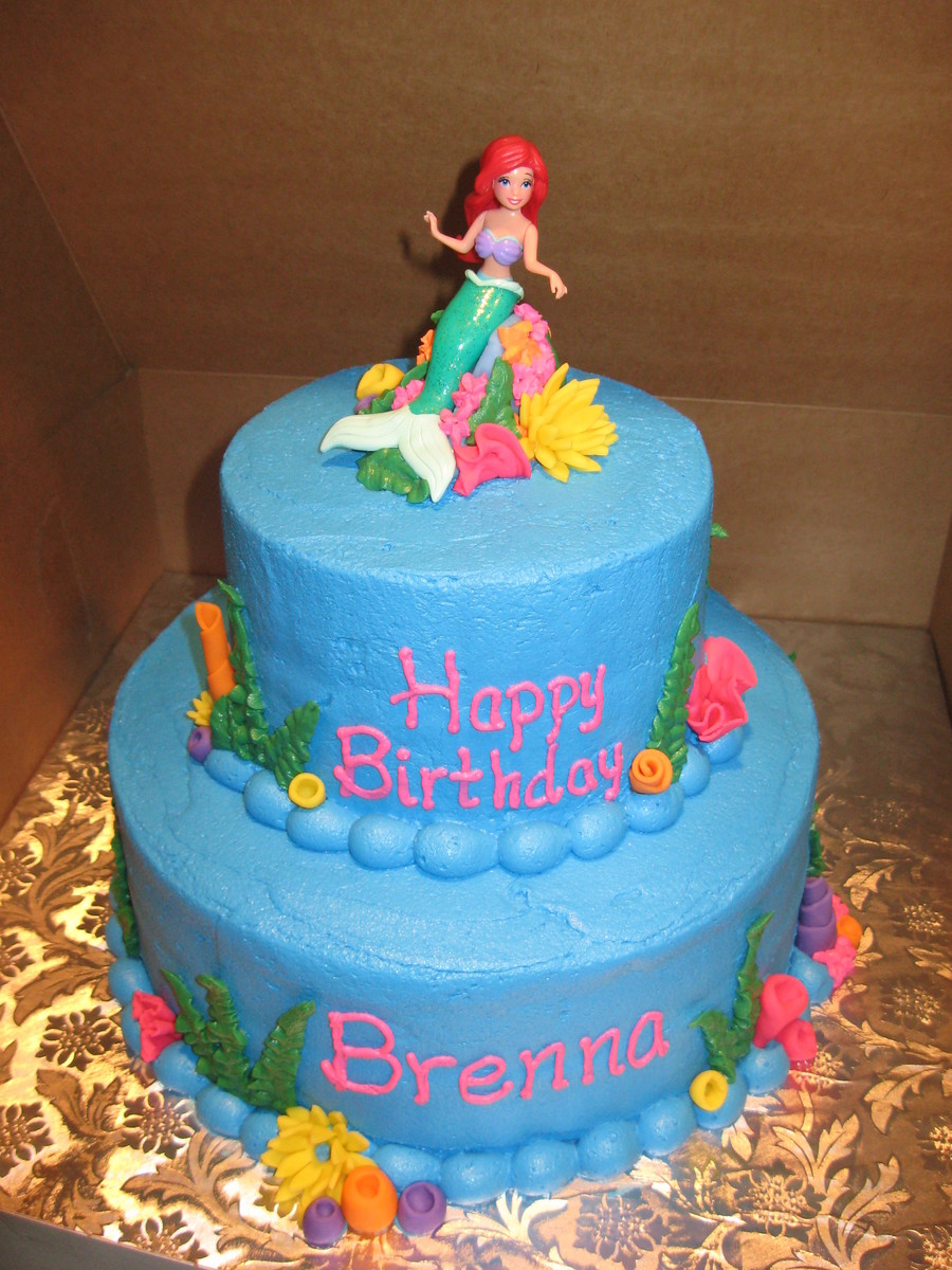 Ariel on Cake Central