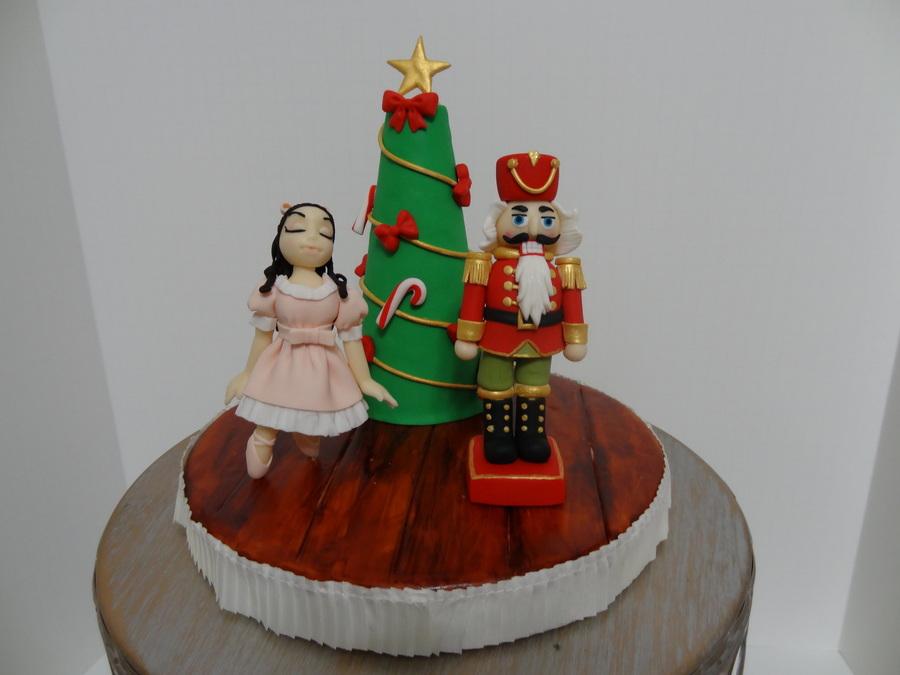 Nutcracker Christmas Tree Topper