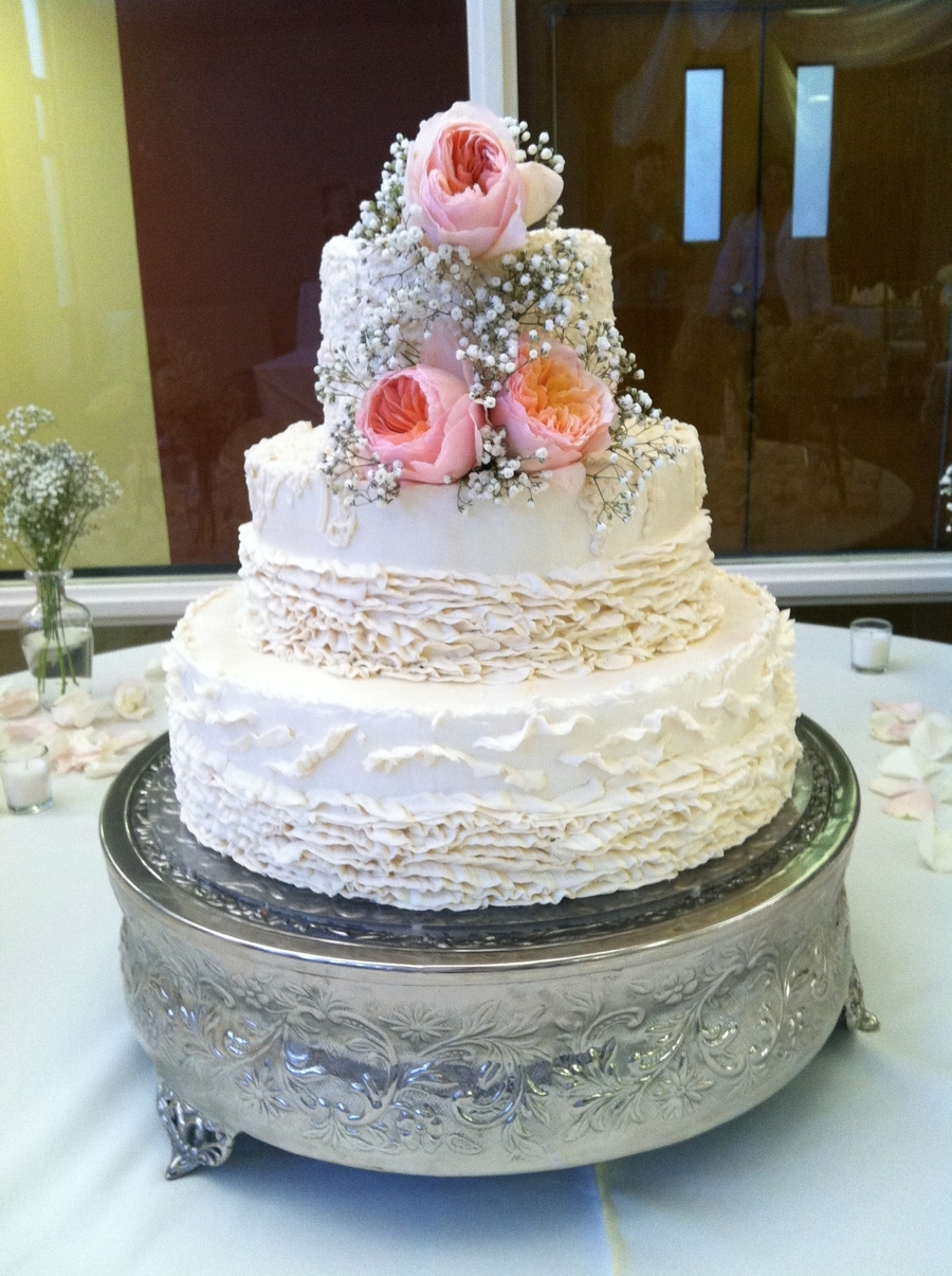 Ruffles And Lace! on Cake Central
