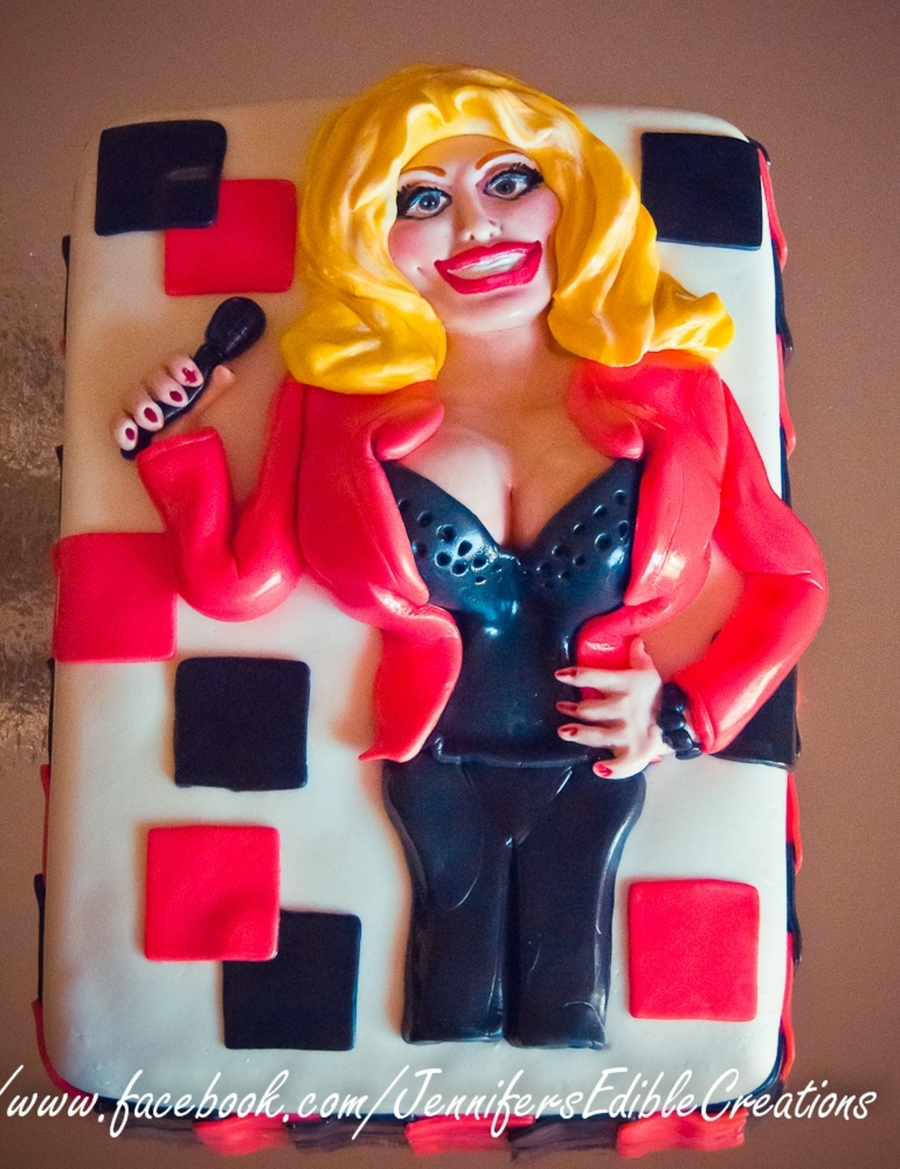 Dolly Parton Cake on Cake Central