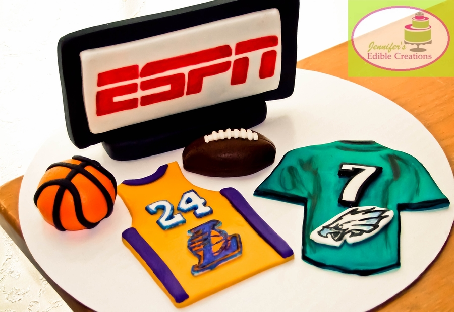 Espn Sports on Cake Central
