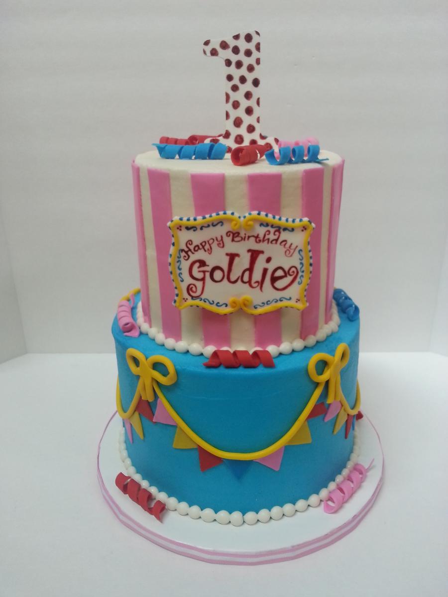 St Birthday Cake Images For Girl