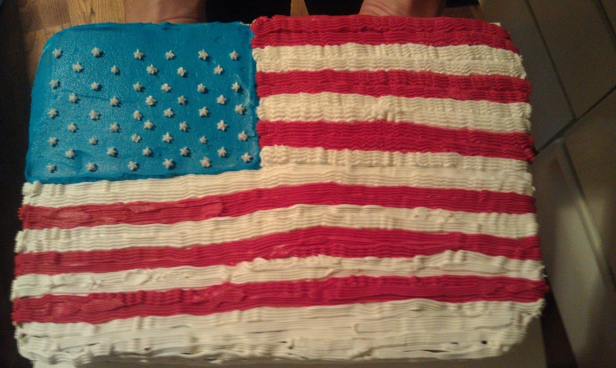 Labor Day on Cake Central