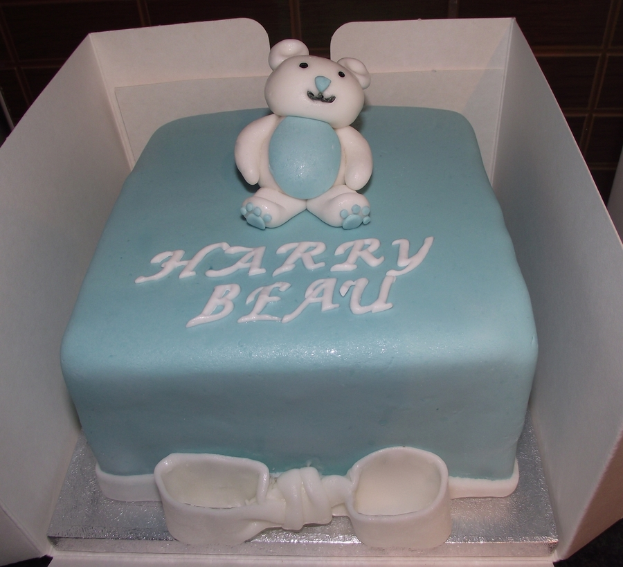 Baby Blue on Cake Central