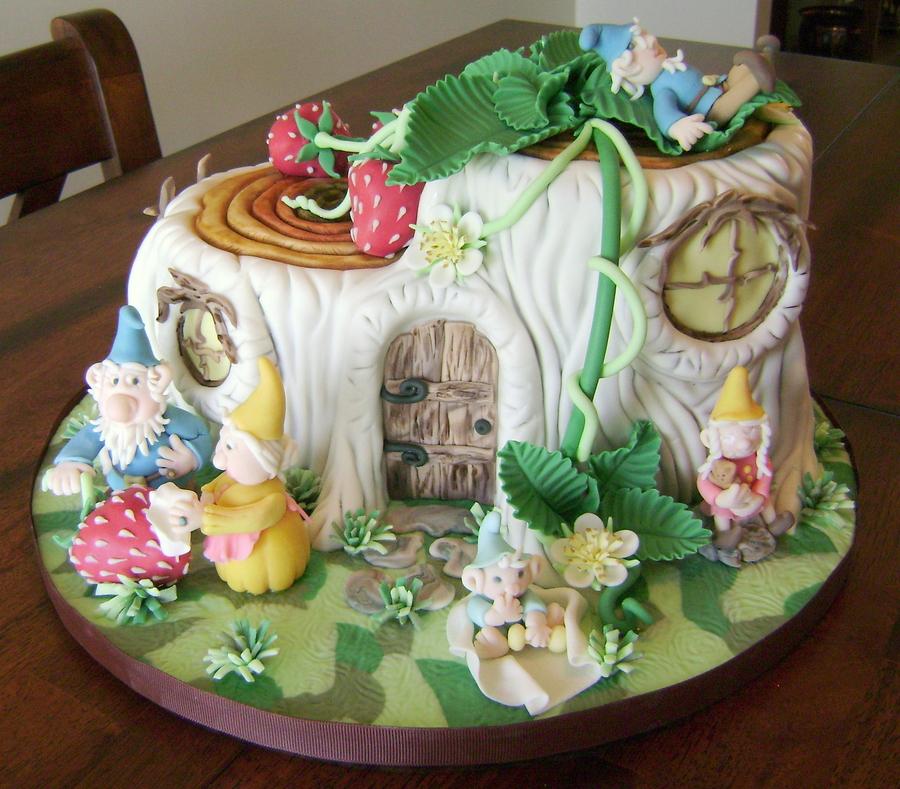 Gnome Harvest Cakecentral Com