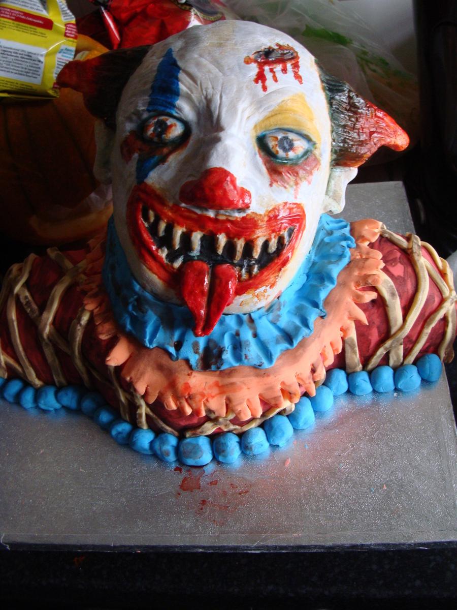Clown Cake Recipe