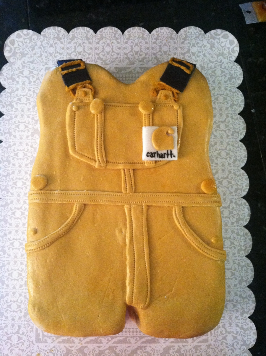 Carhartt Cake on Cake Central