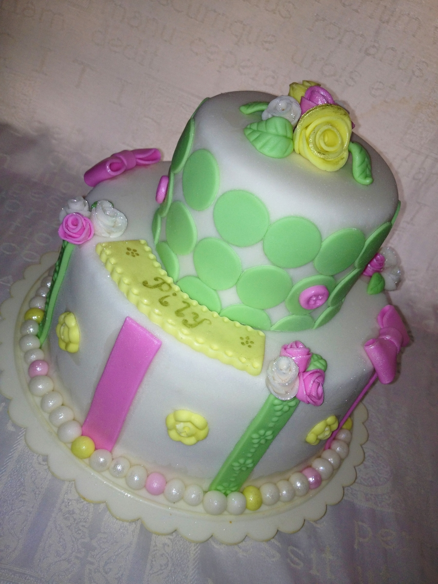 Tenderness For Pily on Cake Central