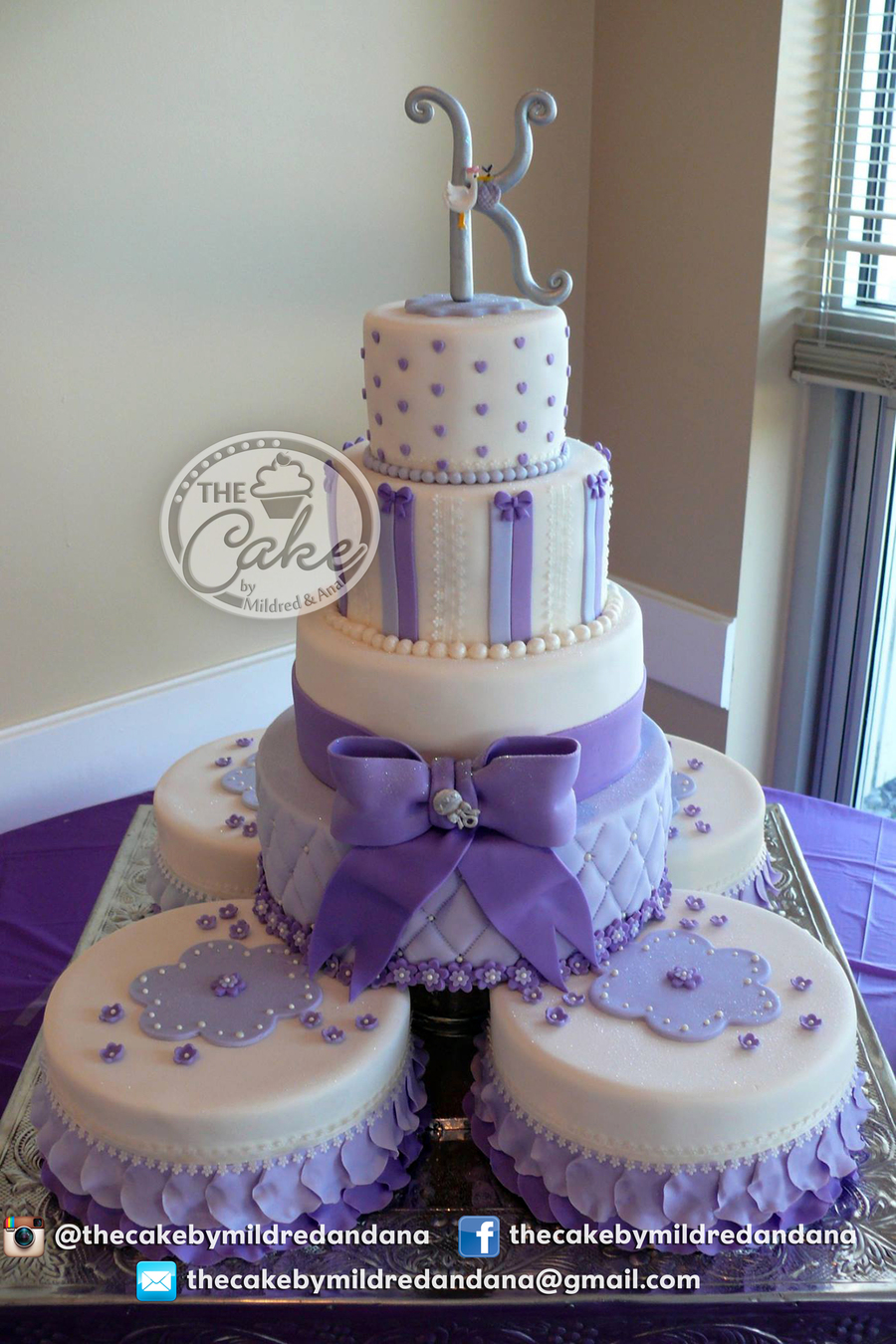 Baby Shower For Khayla on Cake Central