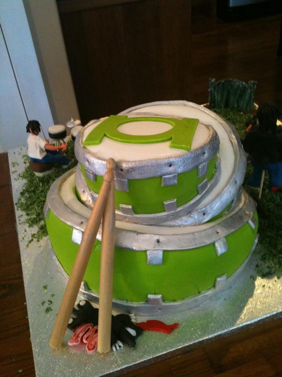 Pet Sematary Ramones Cake Cakecentral