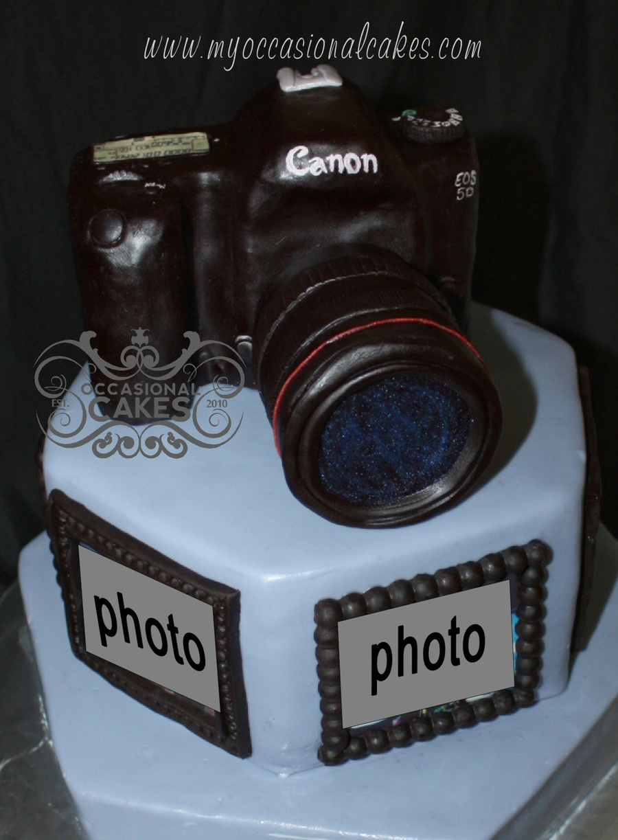 Image Result For Happy Birthday P Ographer Cake