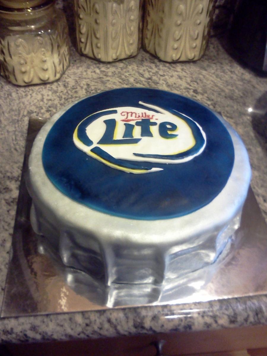 Bud Light Miller Light Cakes Cakecentral