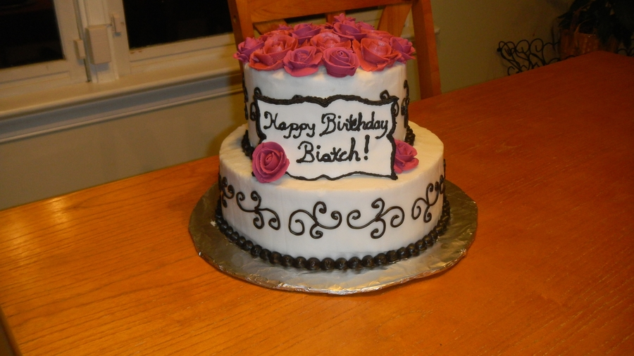 Happy Birthday Biach on Cake Central