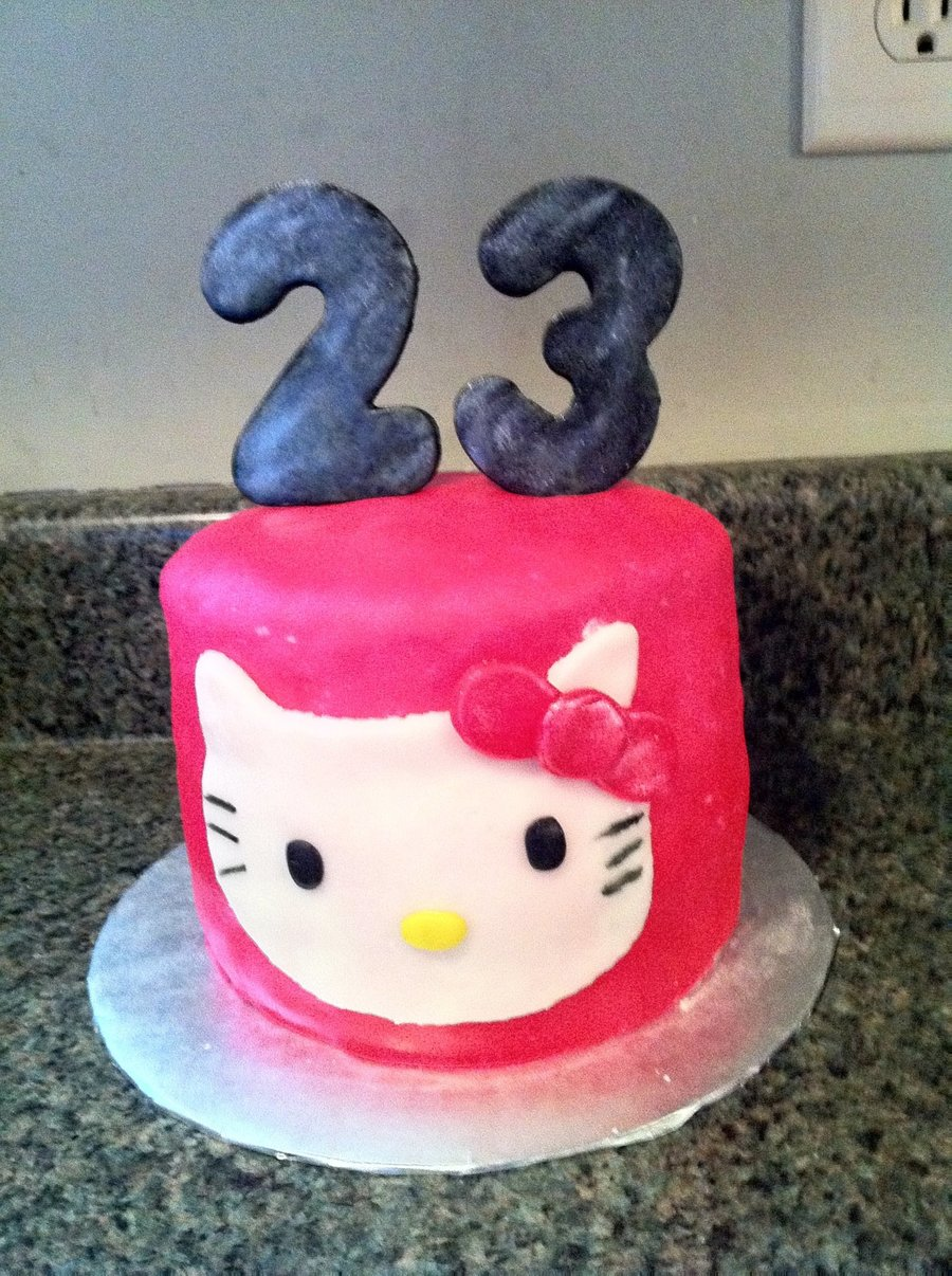 Hello Kitty Cakecentral