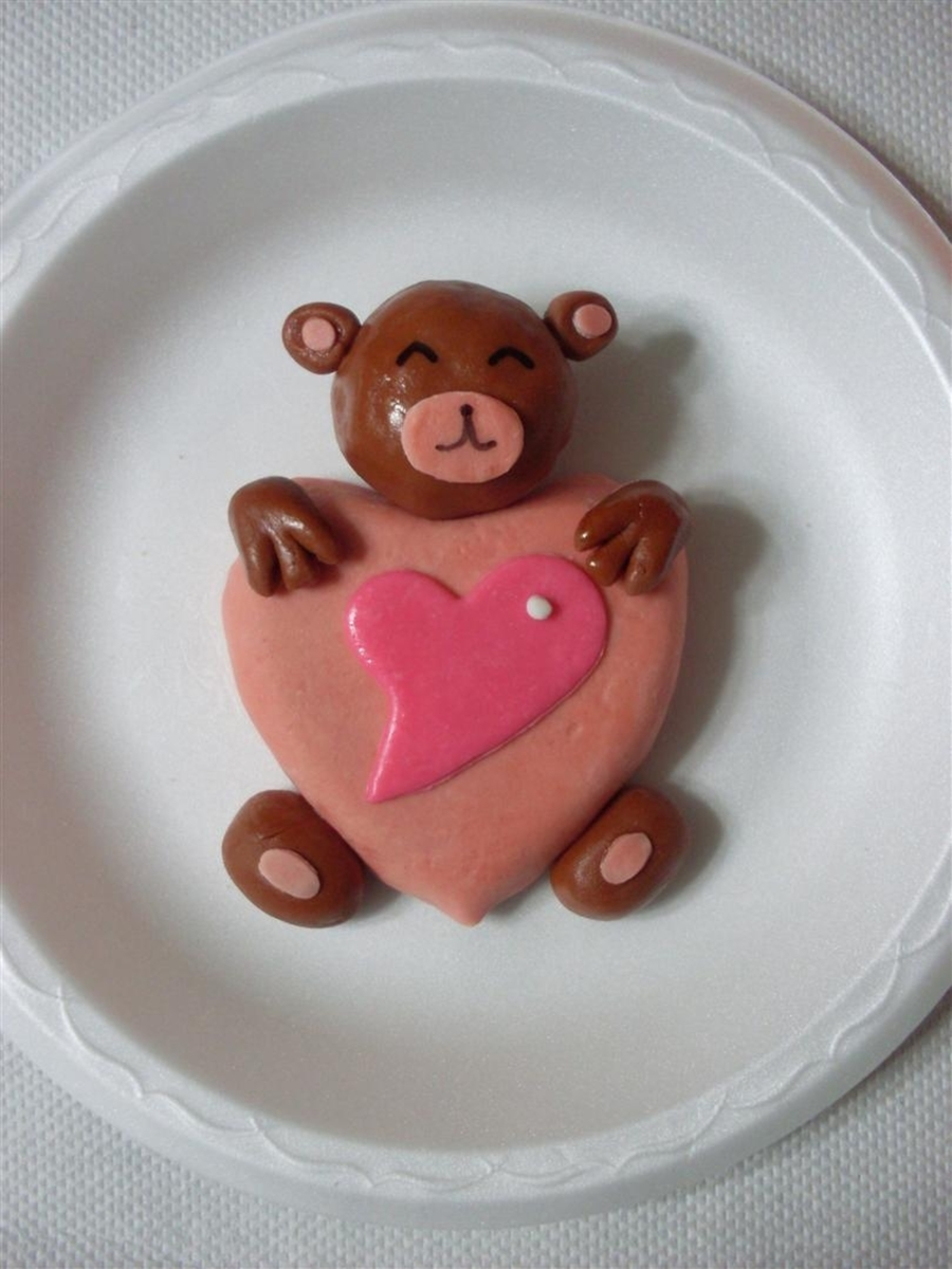 I Love You Beary Much on Cake Central